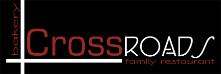 crossroads family restaurant logo